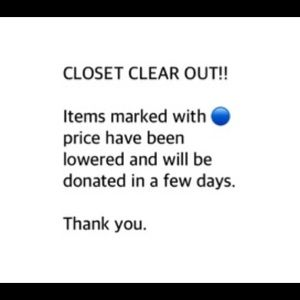🔵 Donating in a few days!